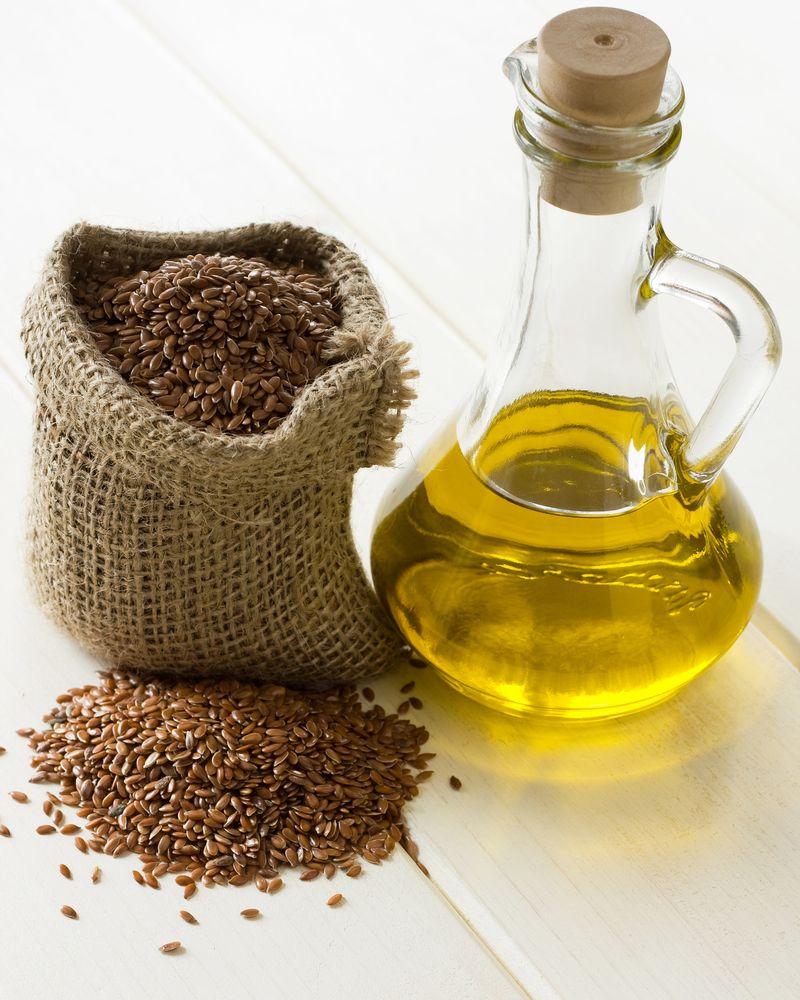 huile de graines de lin