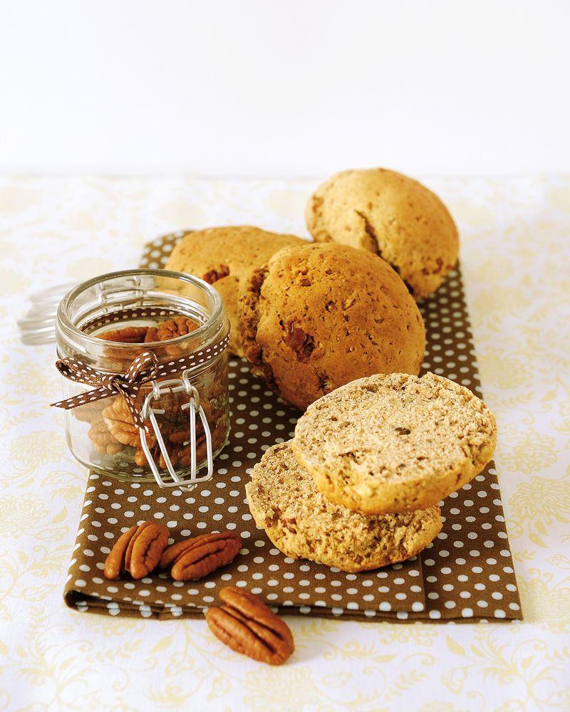 petit pain dattes noix de pécan