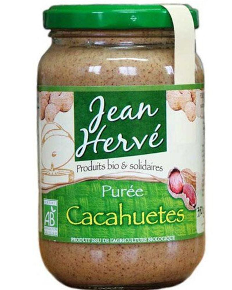 Pâte de cacahuète / Jean Hervé