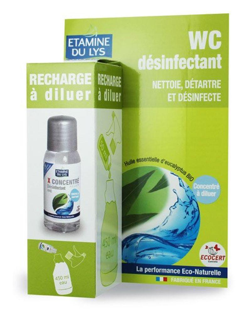 Désinfectant WC à diluer / Etamine du Lys