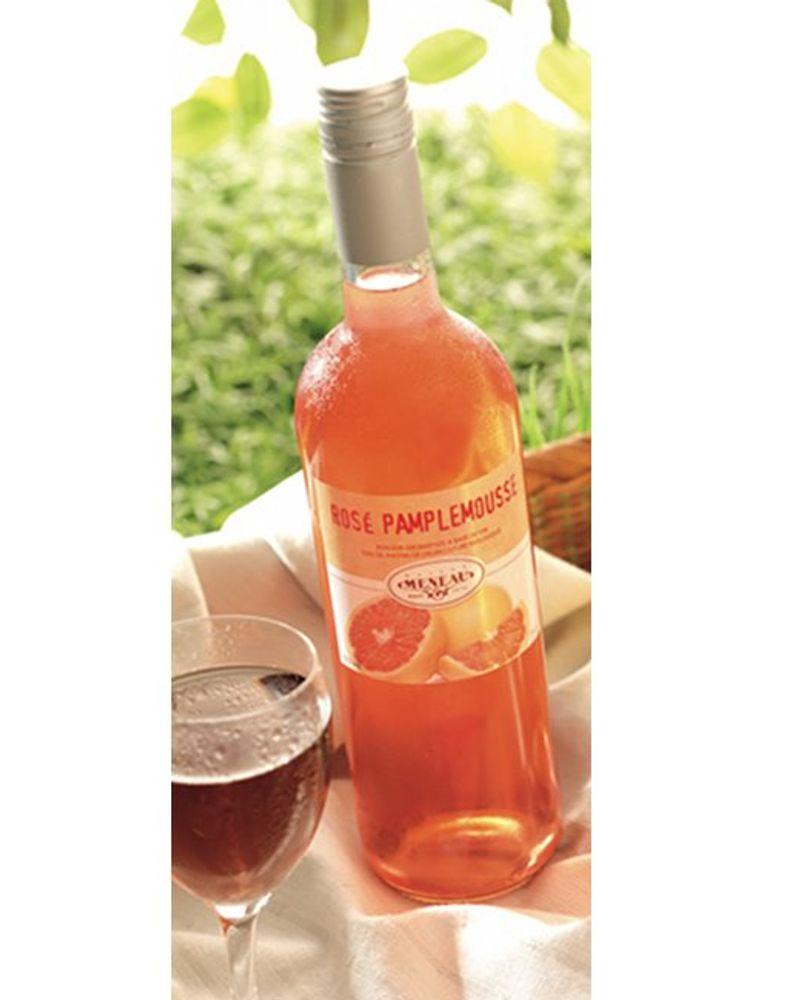 Vin rosé pamplemousse / Meneau