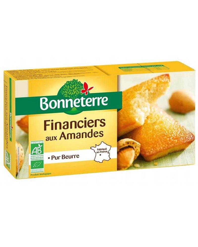 Financier aux amandes / Bonneterre