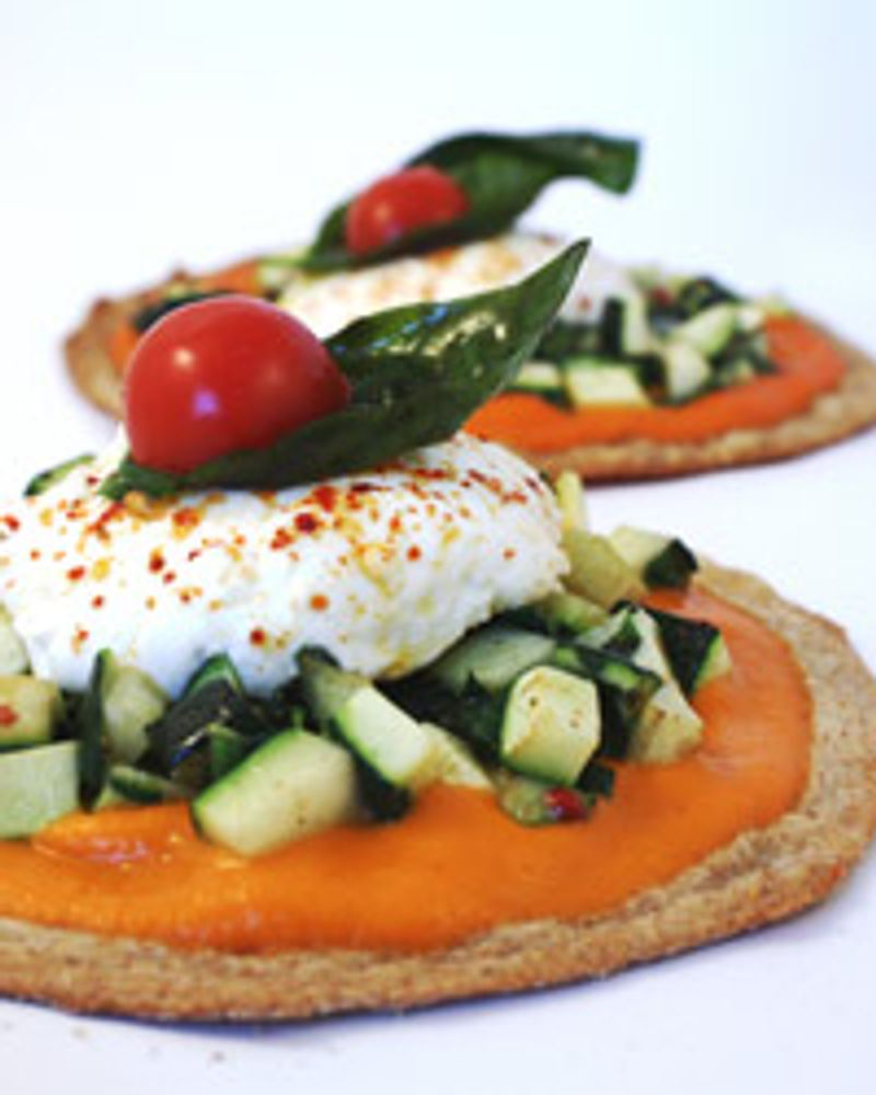 pizzelita courgettes