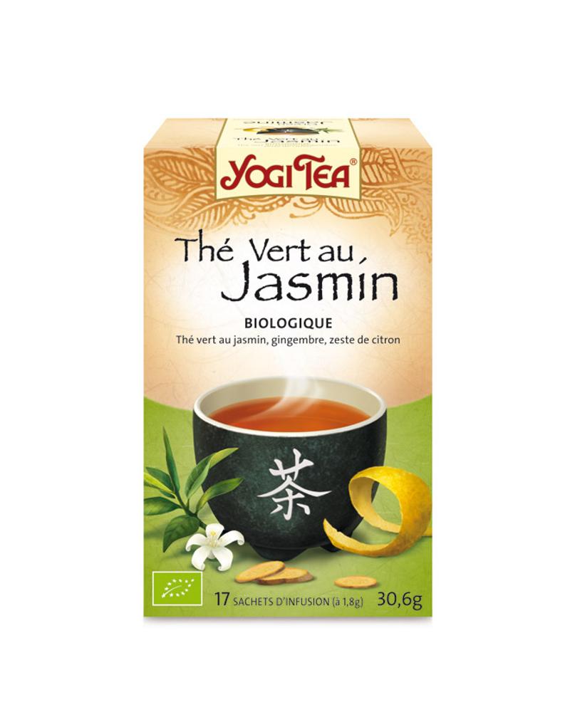 the vert jasmin yogithe
