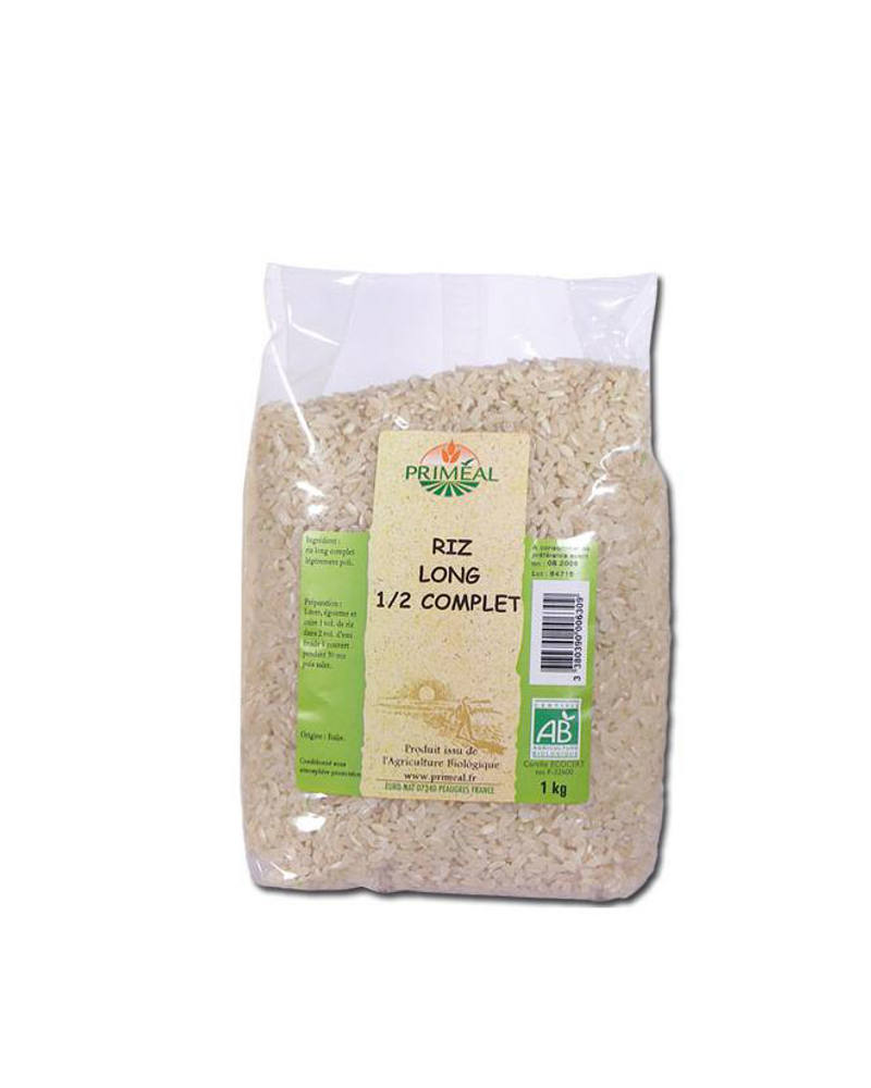riz long complet primeal