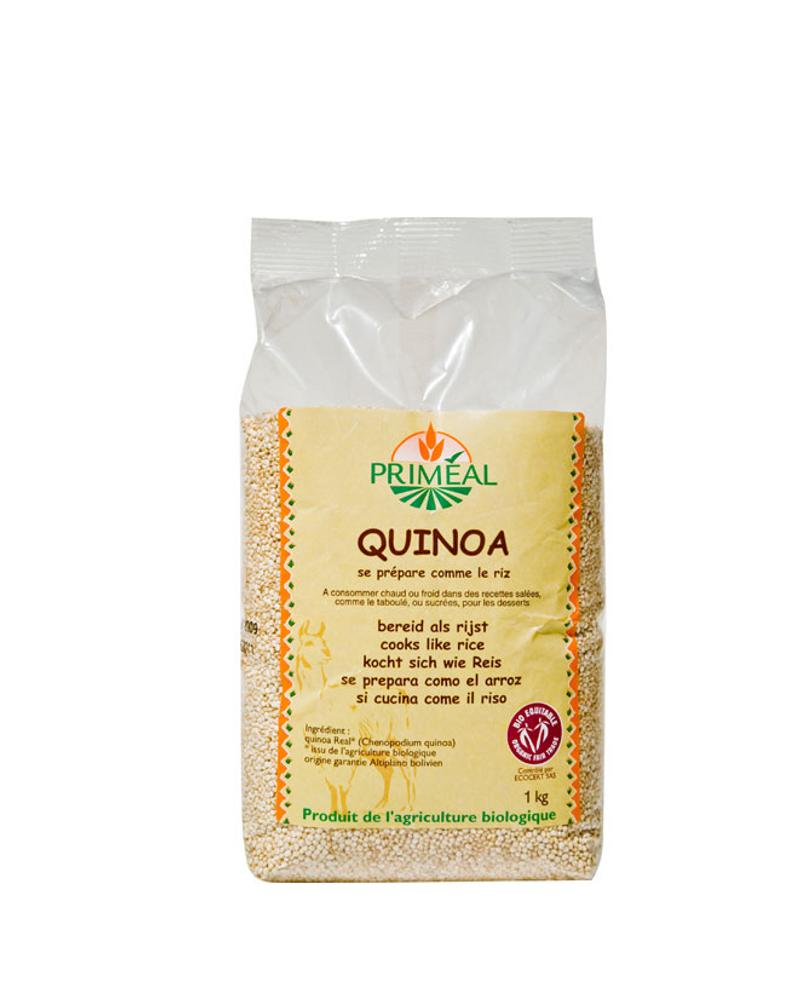 quinoa priméal