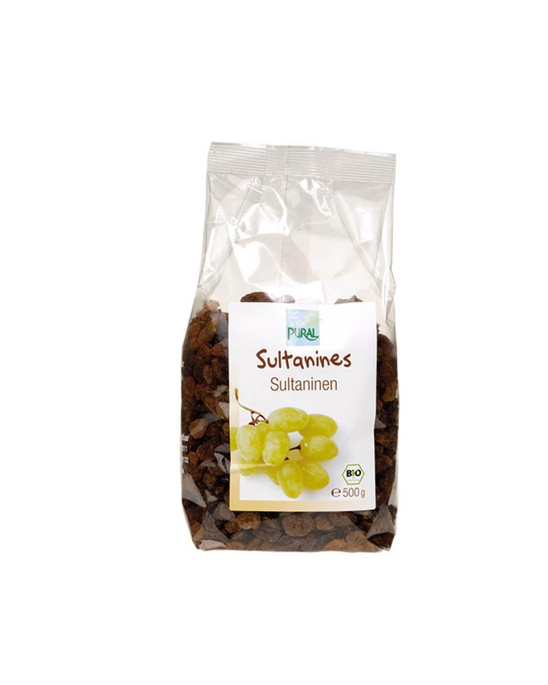 raisins secs bio pural