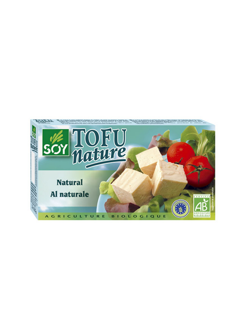 Toffu nature  soy