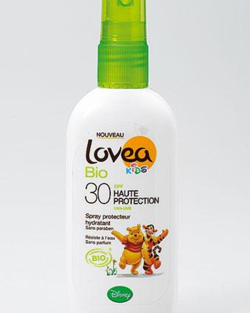lovea spray solaire