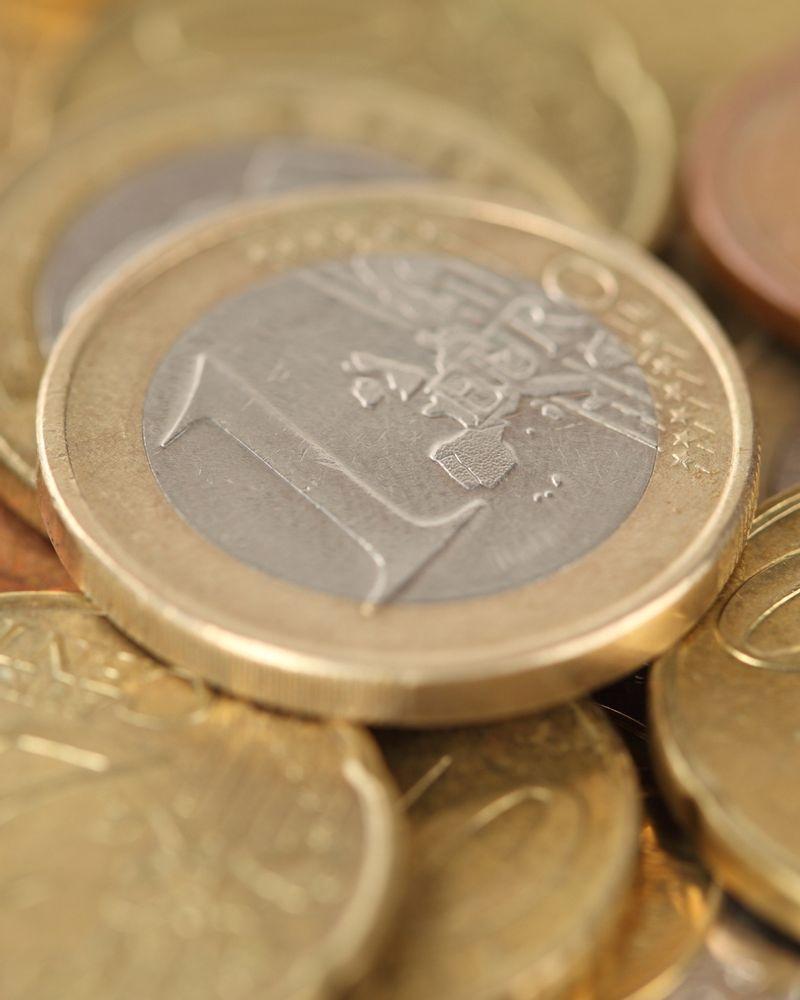 pieces monnaie euros