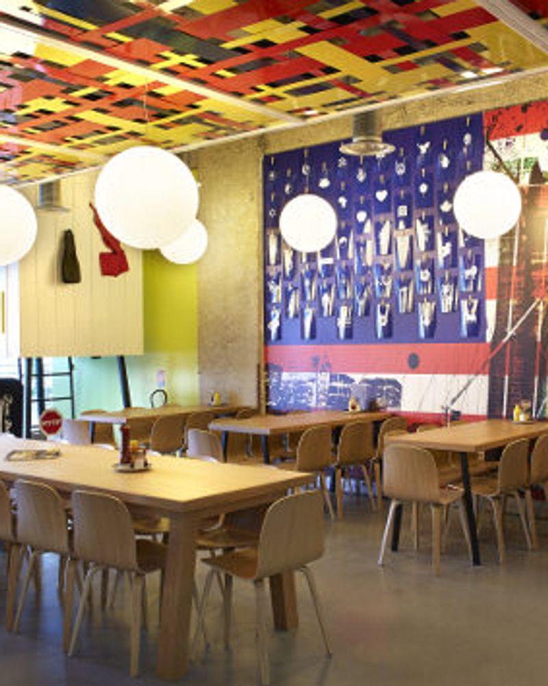 restaurant MOB