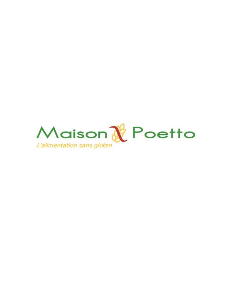 maison poetto sans gluten logo