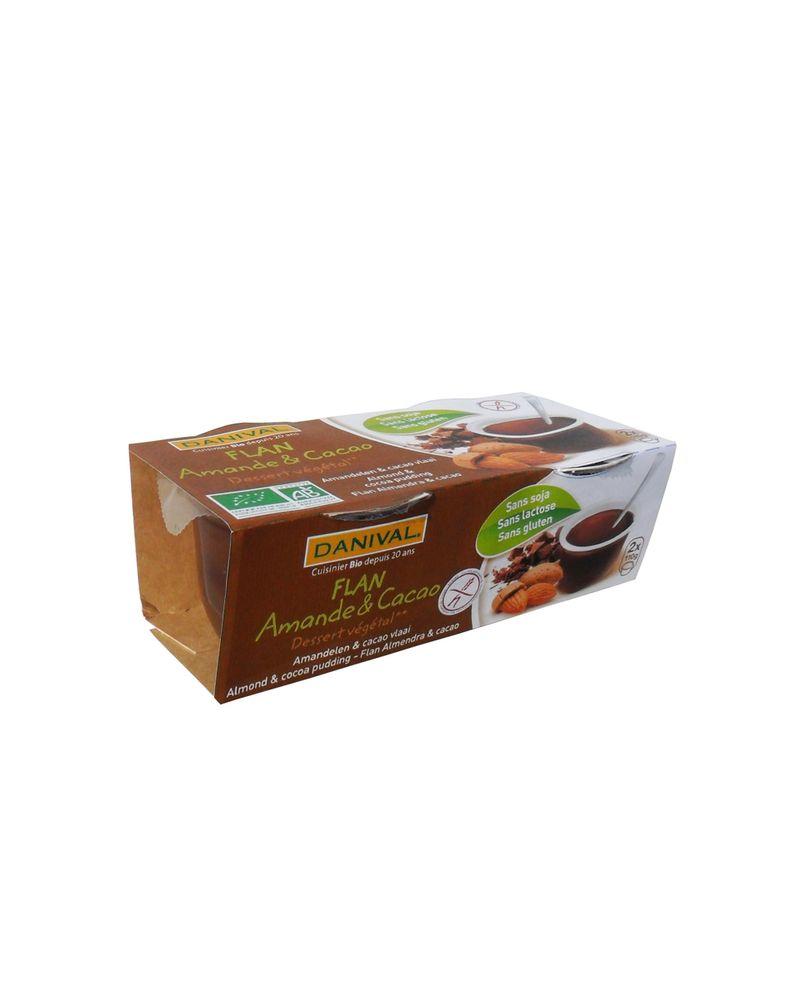 Dessert amande et cacao bio - Danival