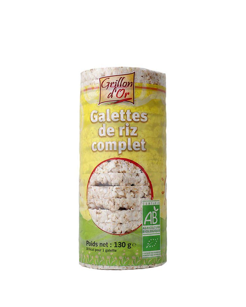 galette riz complet bio grillon d'or