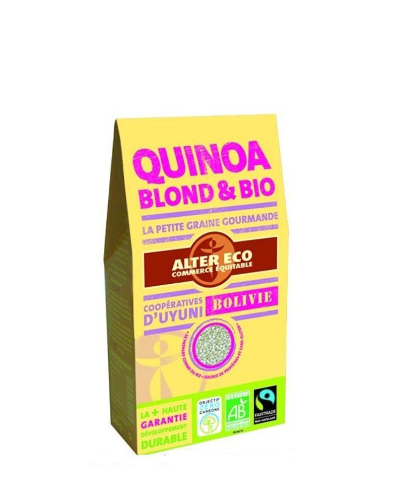 quinoa blond alter eco