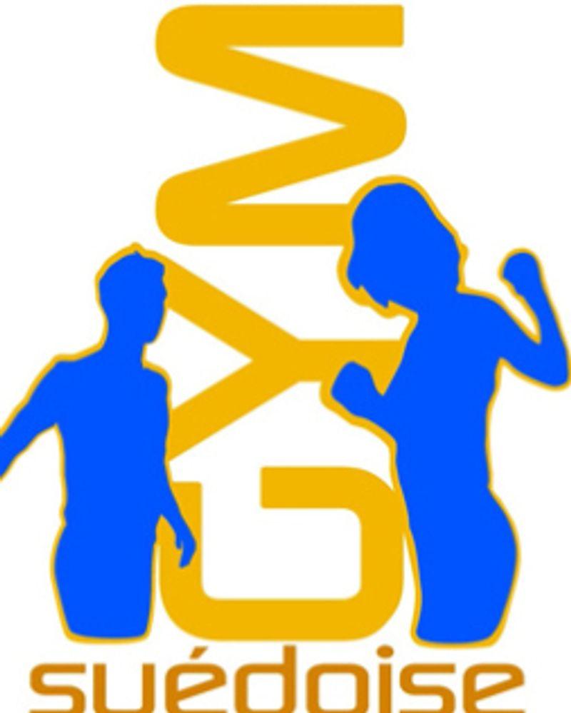logo gym suedoise