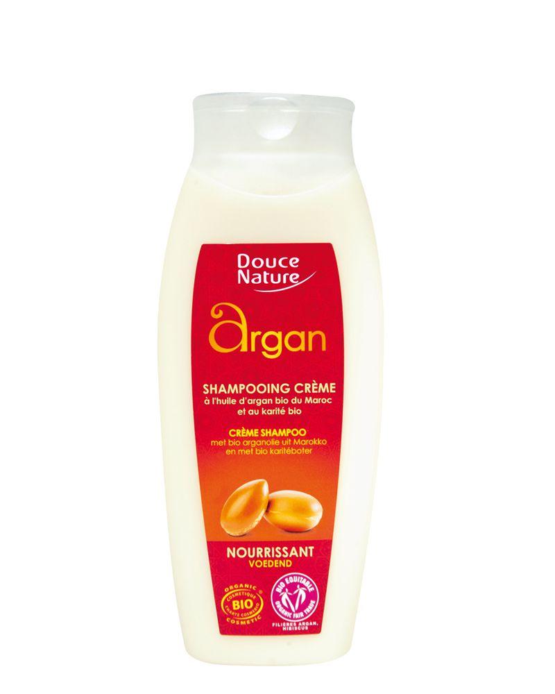 shampoing argan douce nature