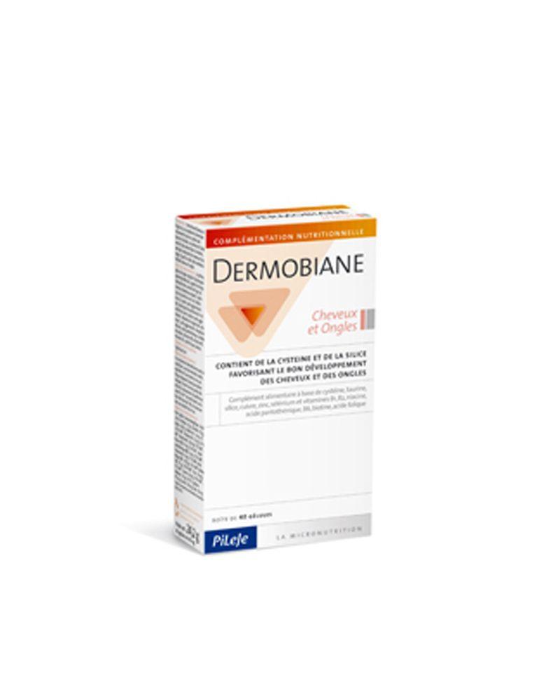 compléments alimentaires cheveux et ongles dermobiane