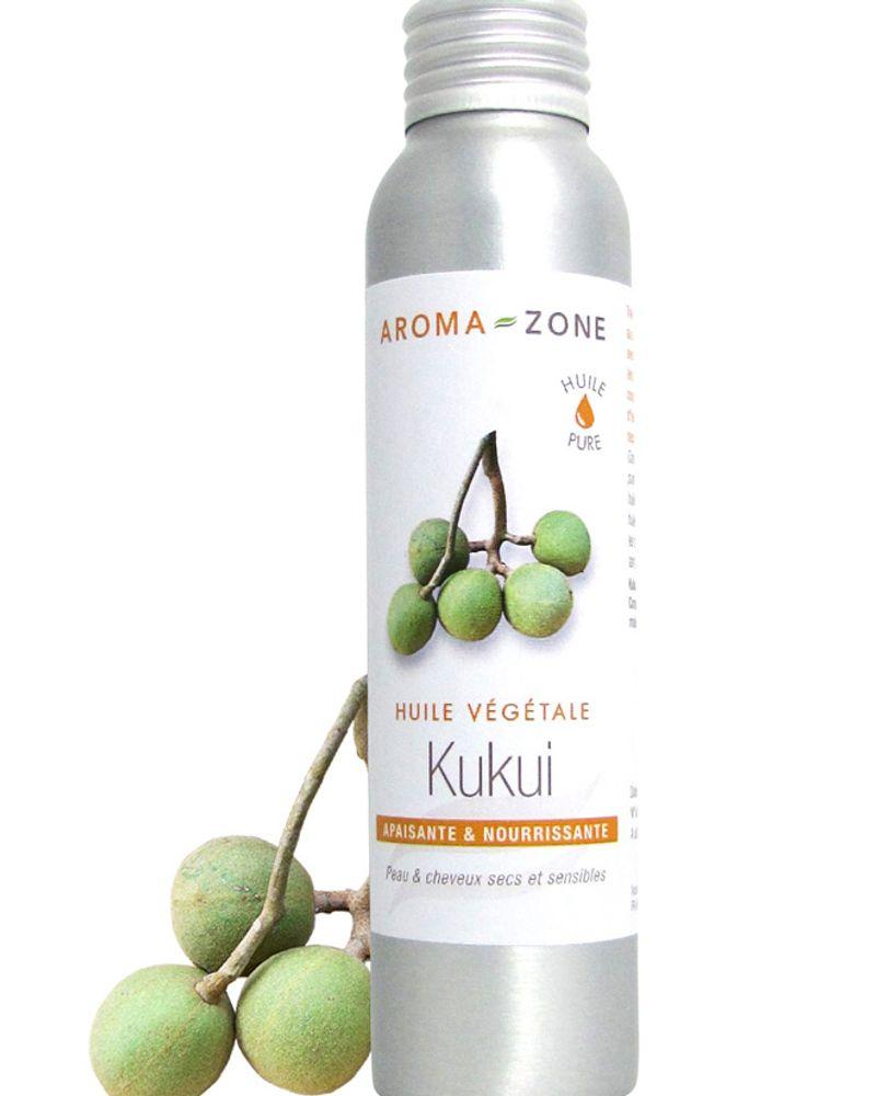 Huile végétale de Kukui Aroma-Zone