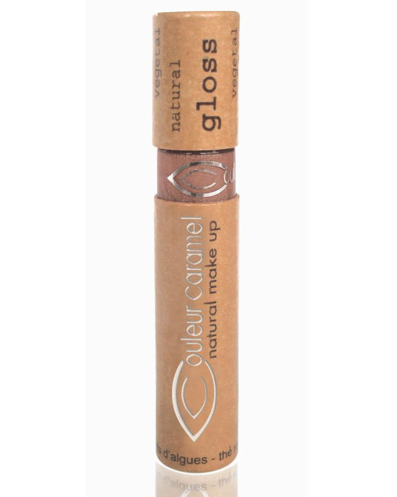 gloss marron couleur caramel