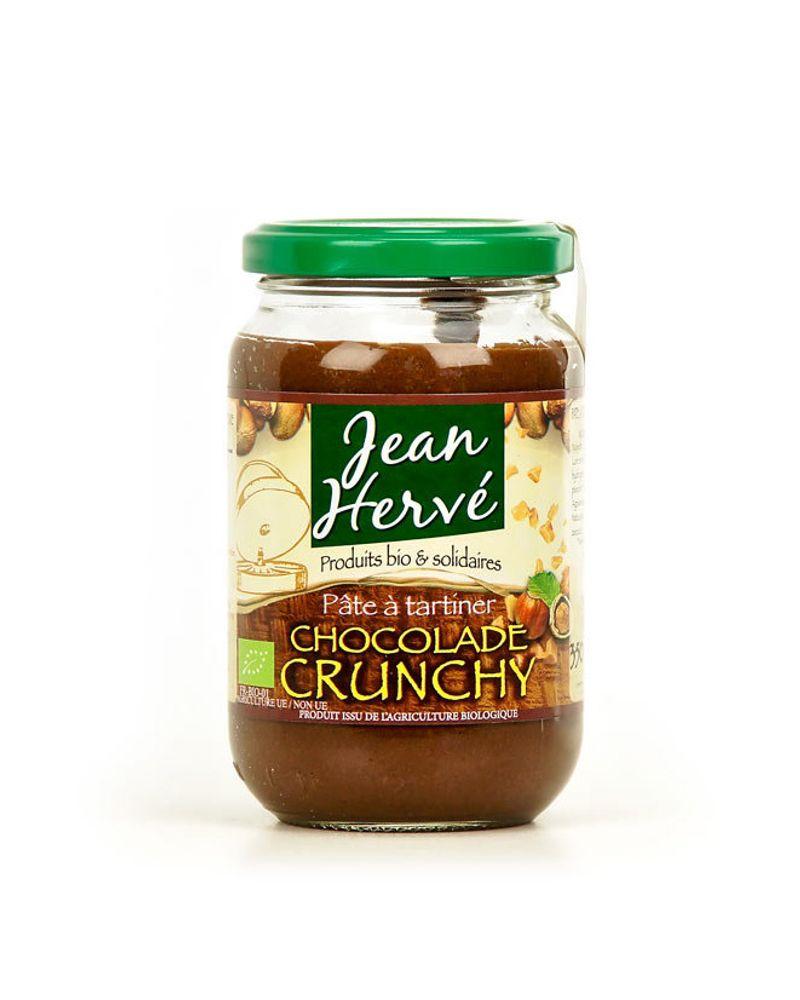 chocolade crunchy jean hervé