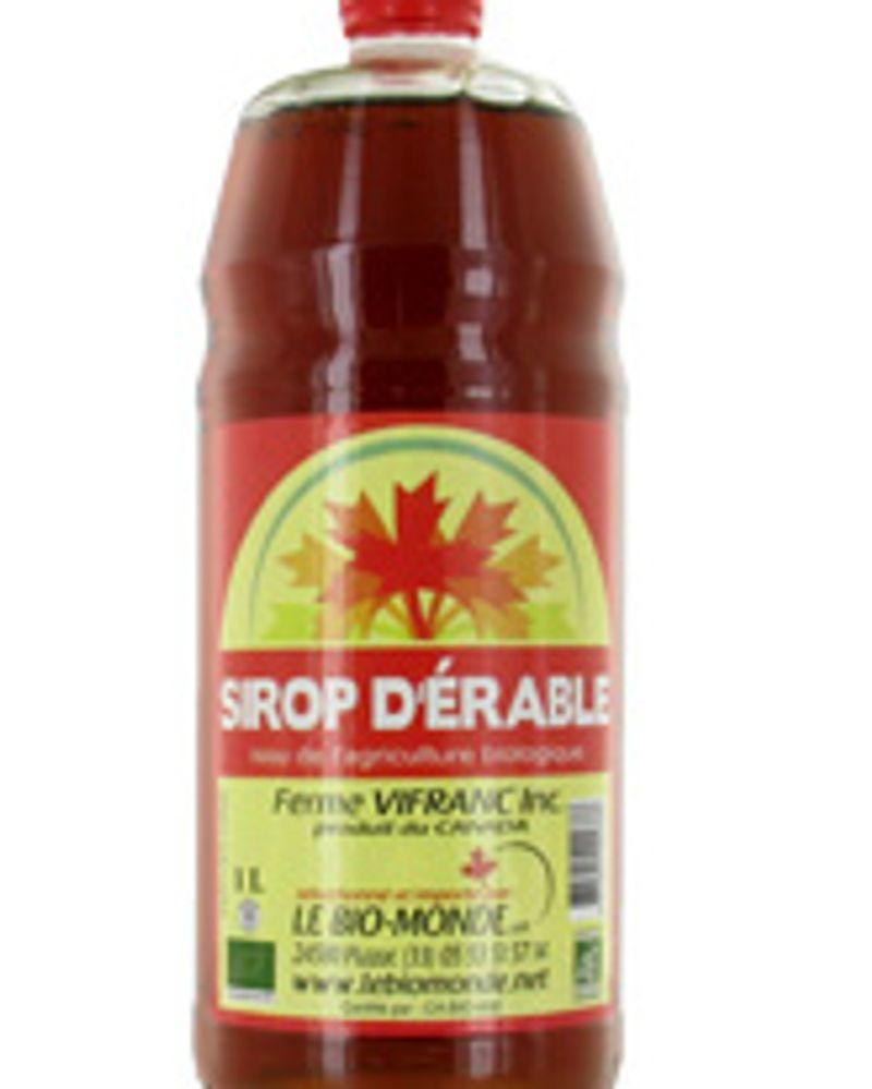 Sirop d'érable du Canada de la Ferme Vifranc