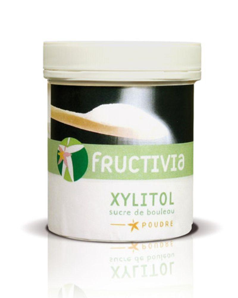 Xylitol de bouleau de Fructivia