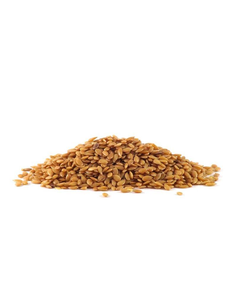 Graine de lin doré