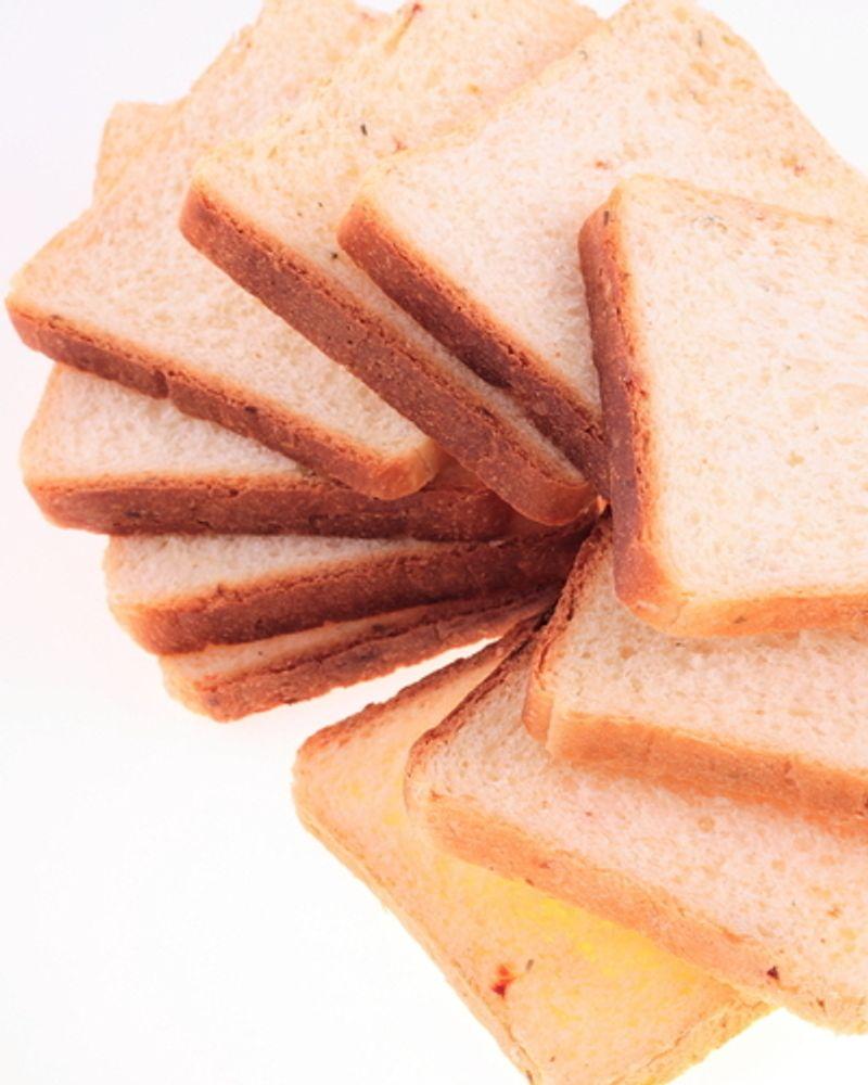 pain grillé tartine