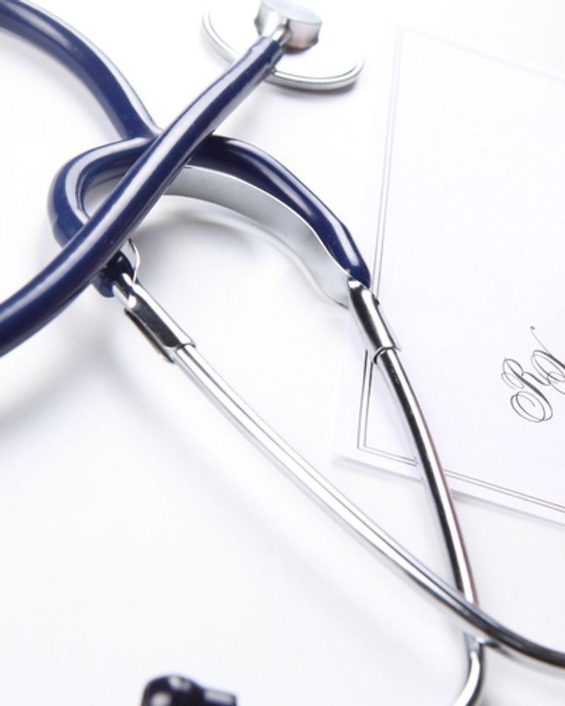 stetoscope medecin prescrire