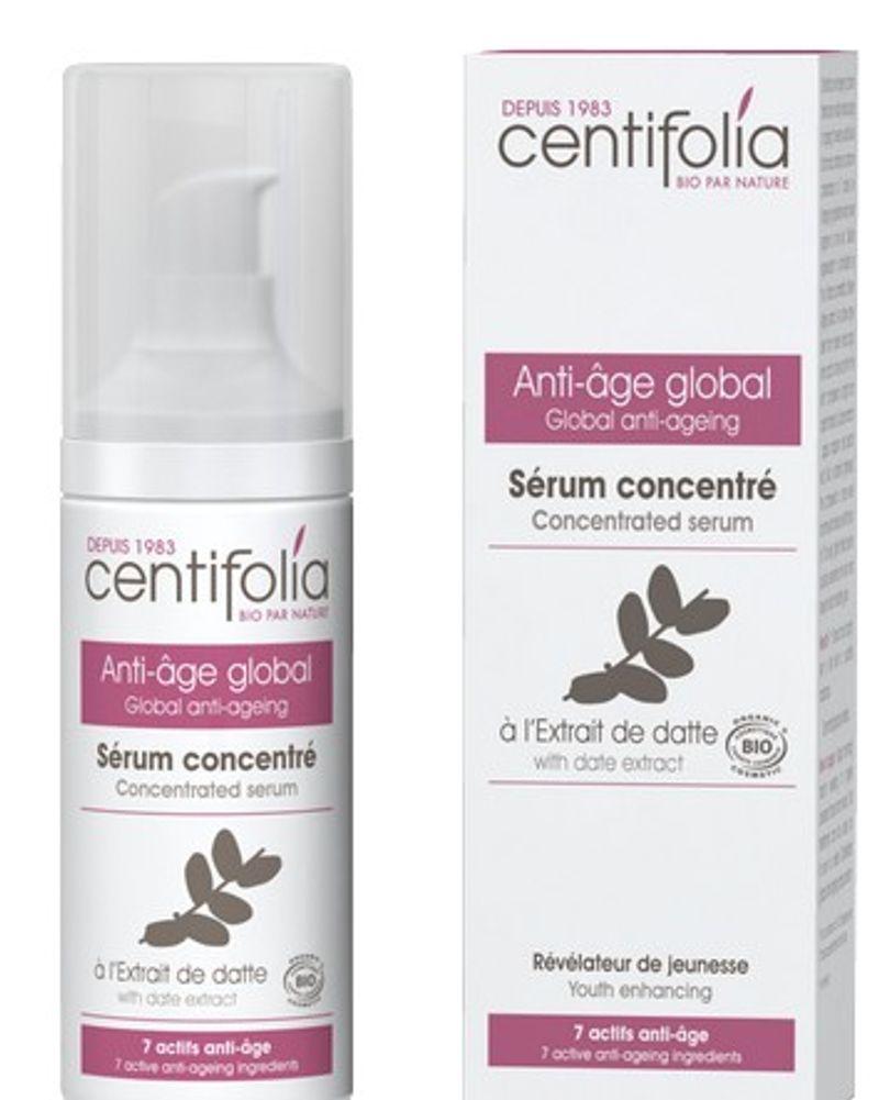 sérum centifolia