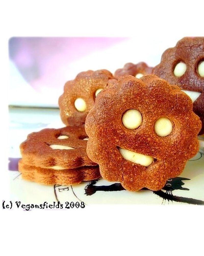 Happy cookies vegetaliens d'oceanwave