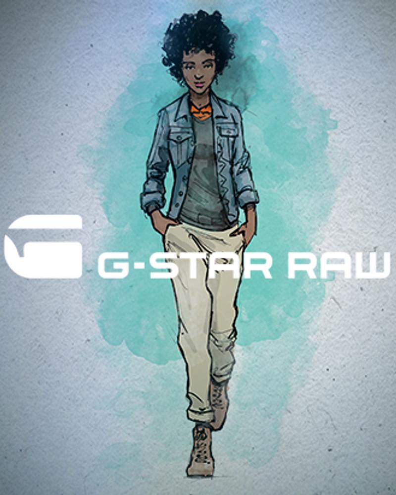 Greenpeace - The Detox Catwalk : G-Star Raw
