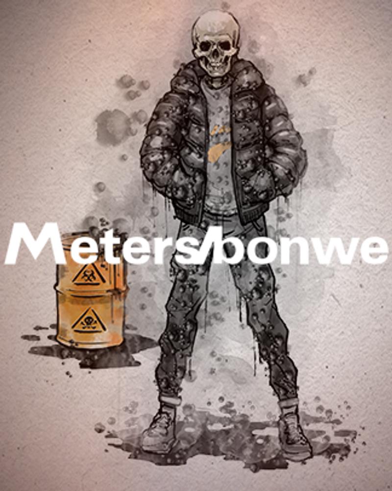Greenpeace - The Detox Catwalk : metersbonwe