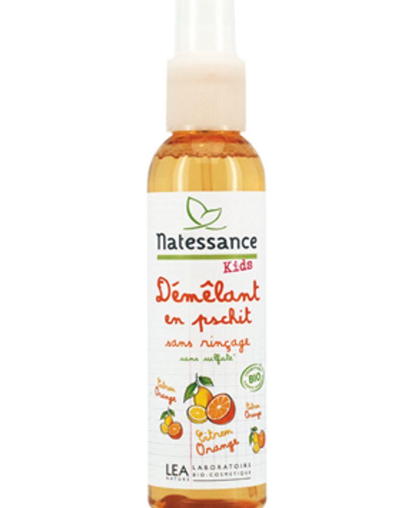 Pour les enfants: démêlant en spray sans sulfates