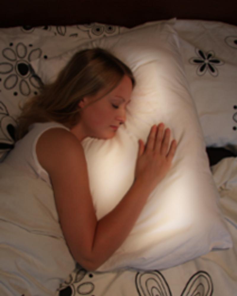 Pillow Talk, l'oreiller connecté à votre chéri(e)