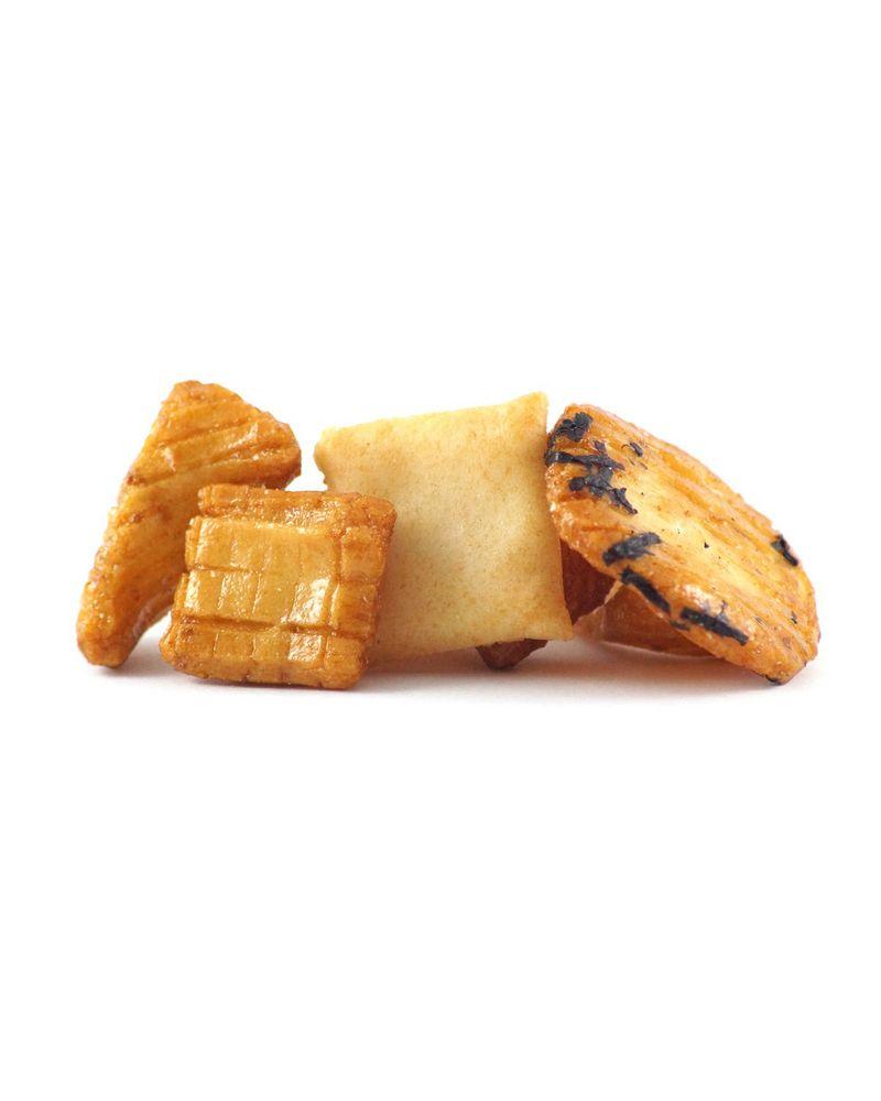 Crackers mélange japonais Bio par Il était une noix
