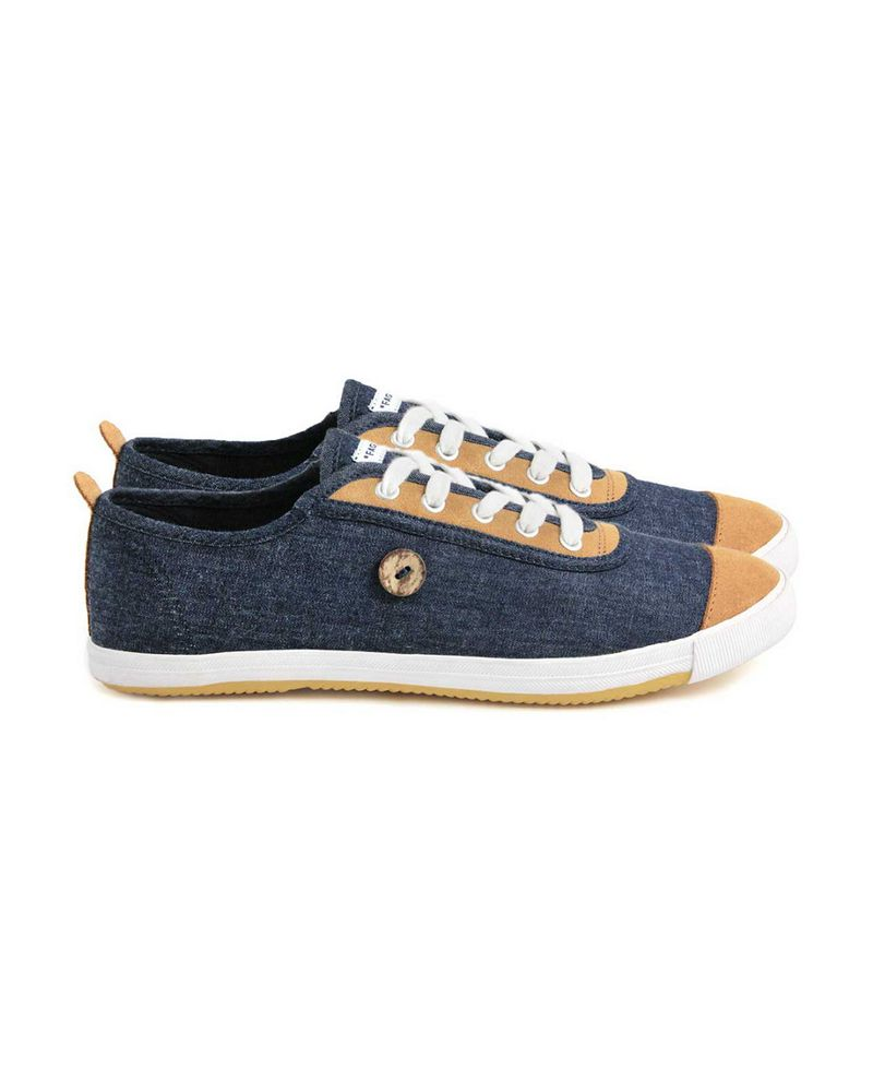 Sneaker denim de Faguo