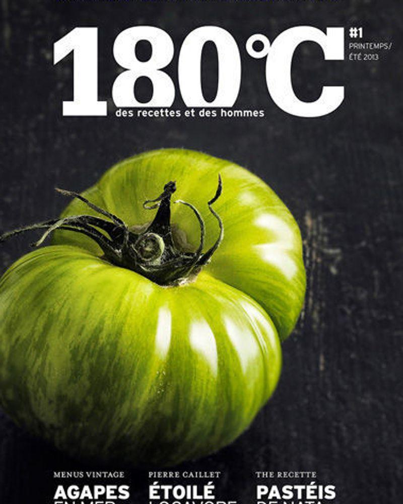 Magazine 180°C