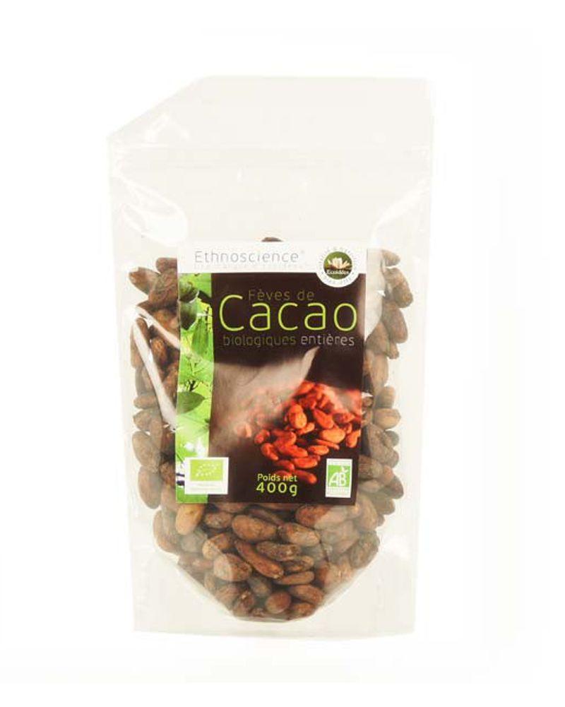 Fèves de cacao bio – 400g – 13.70€ - Bienmanger.com
