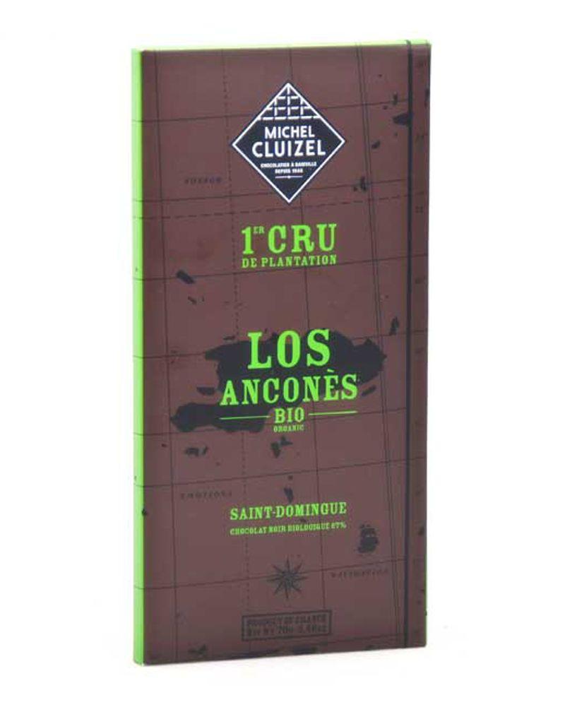 Tablette de chocolat noir 1er cru Los Anconès 67% bio – 70g – 3.90€ - Bienmanger.com