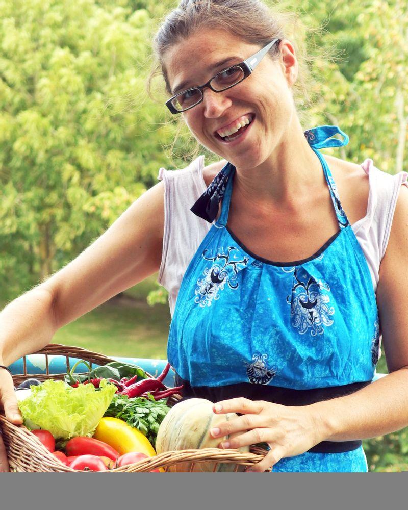 Mlle PIGUT, blogueuse et cuisinière engagée