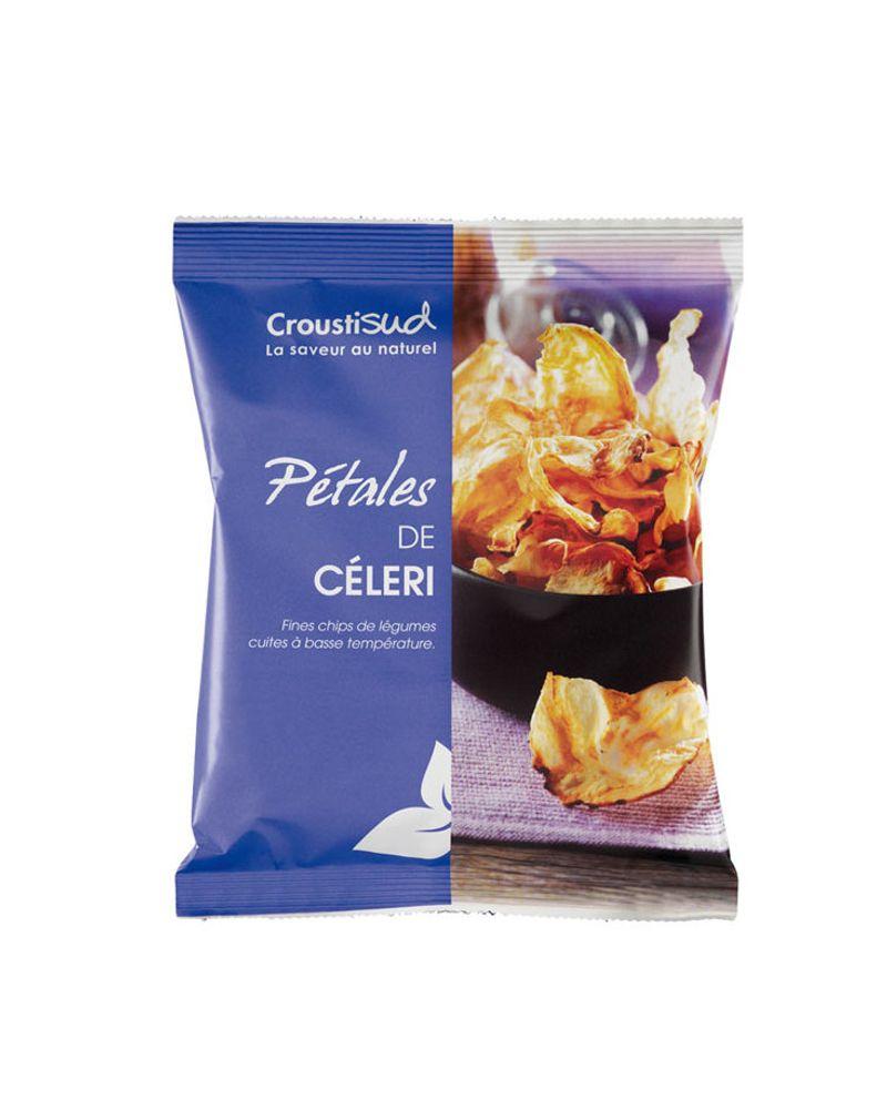 Chips de céleri bio sans sel chez Bienmanger.com