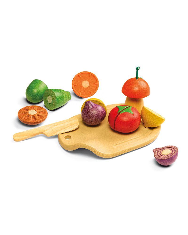 Fruits et légumes à découper à 14,95€ de Nature & Découvertes