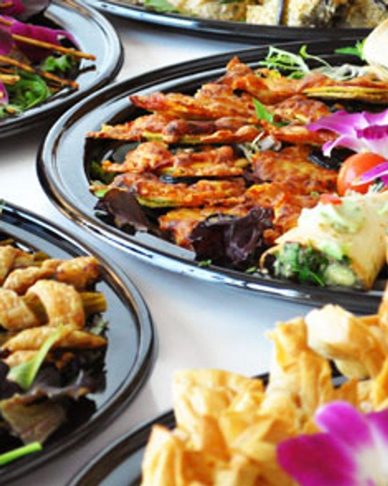 Traiteurs cuisine veggie