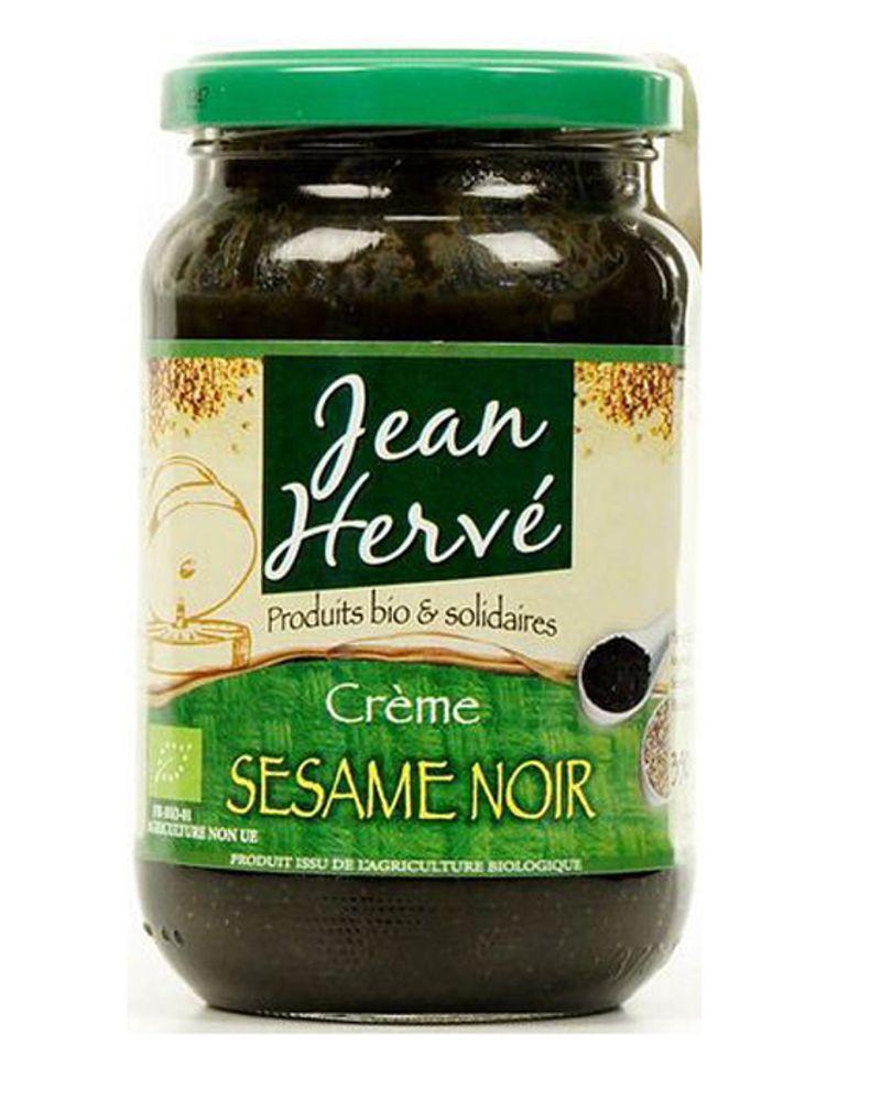 Crème de sésame noir, Jean Hervé