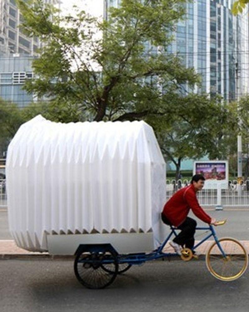 Le camping bike