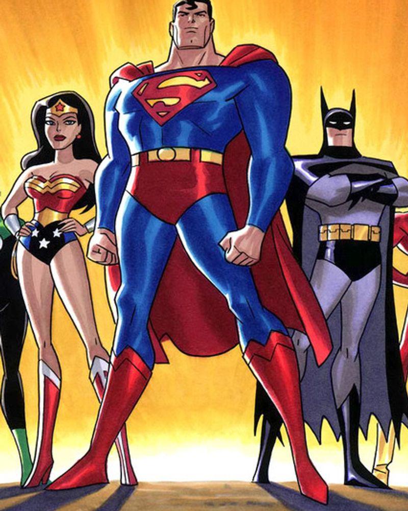 justicier comics superman