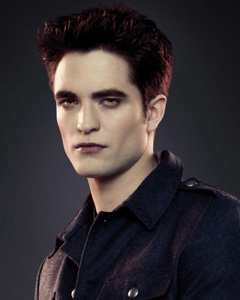 twilight vampire robert pattinson
