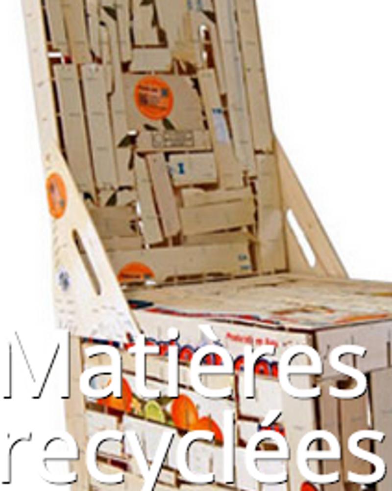 FairSens matière recyclée
